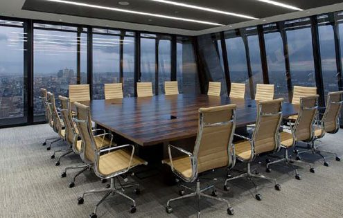 boardroom table large open office