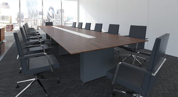 Executive Seating conference furniture