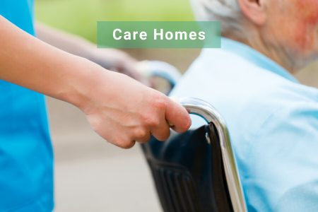 Deep Cleaning Care Homes