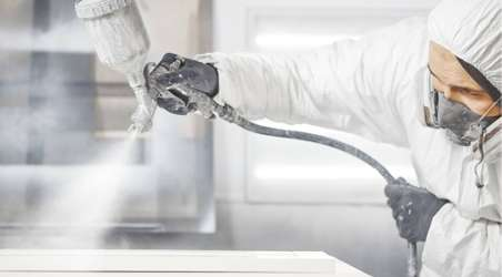 antibacterial surface coating cleaning service