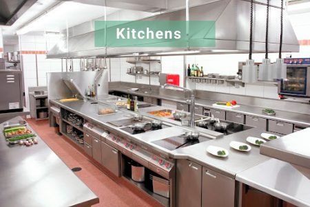 Deep Cleaning Kitchens