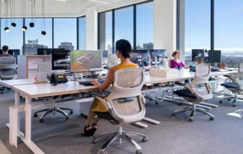Managing workplace design Covid-19
