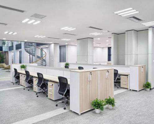 quills modern office interiors